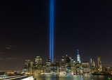 9/11 Tribute in Light 2015