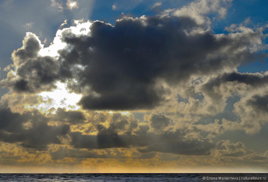 А Вы знали, что облака в Нидерландах плывут с невероятно высокой скоростью?