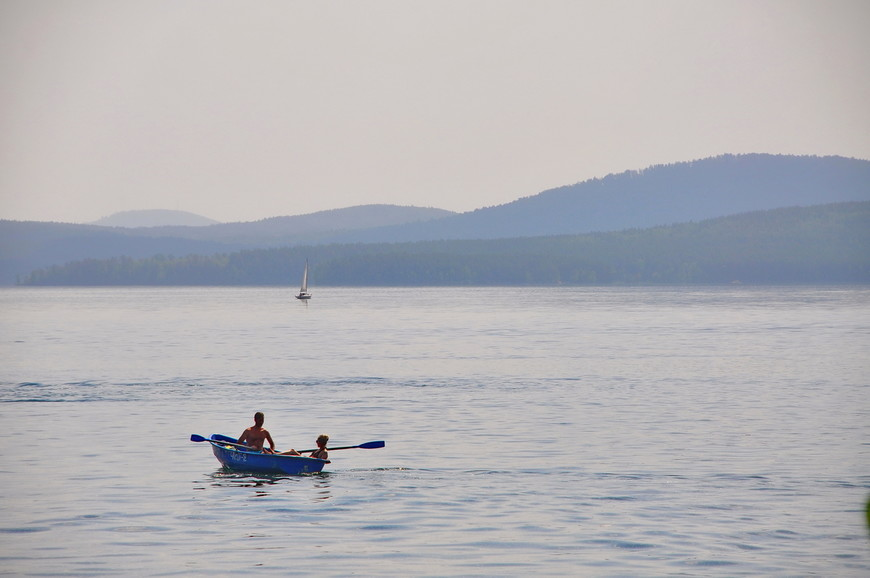 26. Тургояк – отличное место для отдыха, особенно для тех, кто живет недалеко.