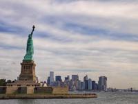 Нью-Йорк. Liberty Island и компания...