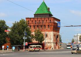 3 дня в Нижнем Новгороде