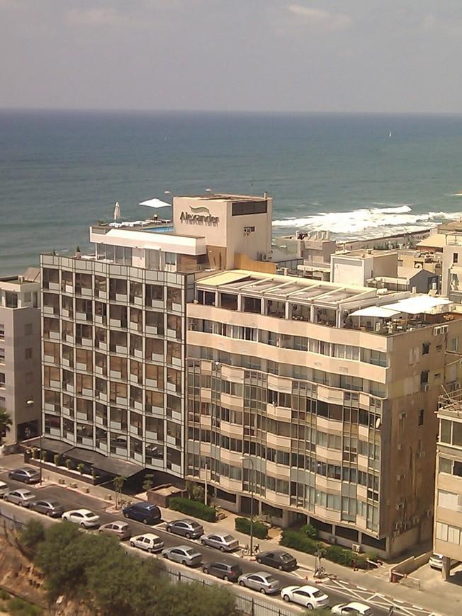 Тель-Авив, отель Alexander suites 4*