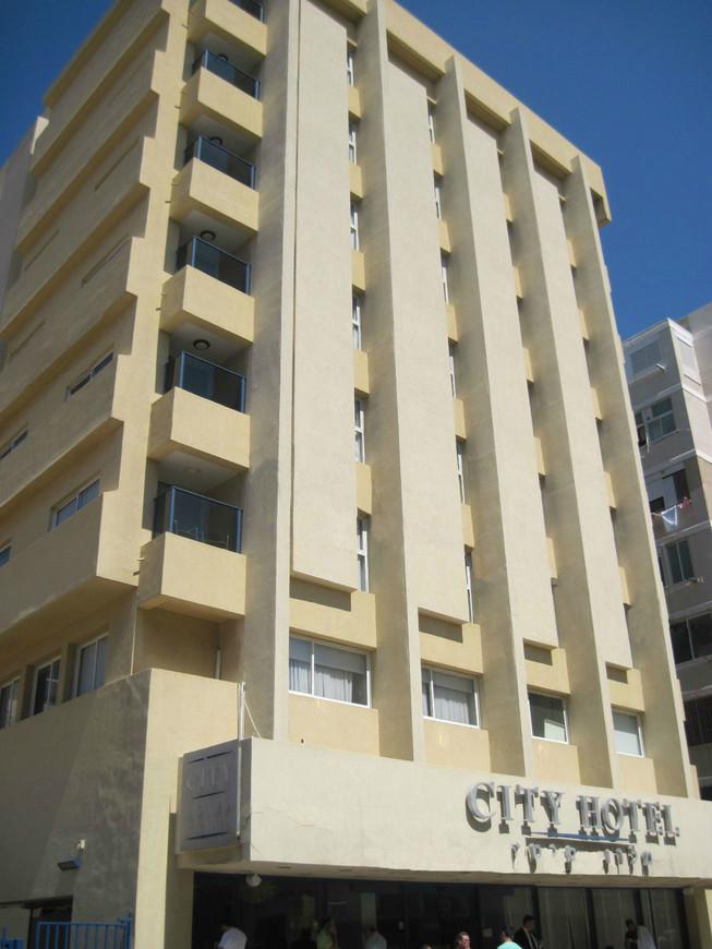Тель-Авив, отель City Hotel 3+*