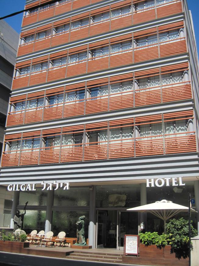 Тель-Авив, отель GilGal 3+*