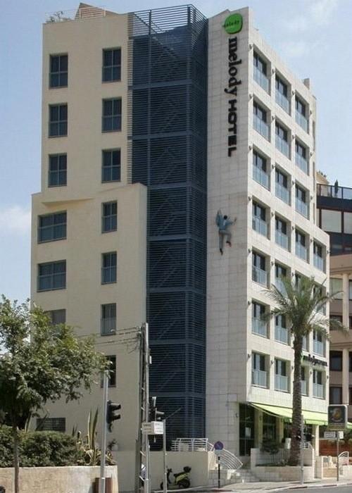 Тель-Авив, отель Melody 4*