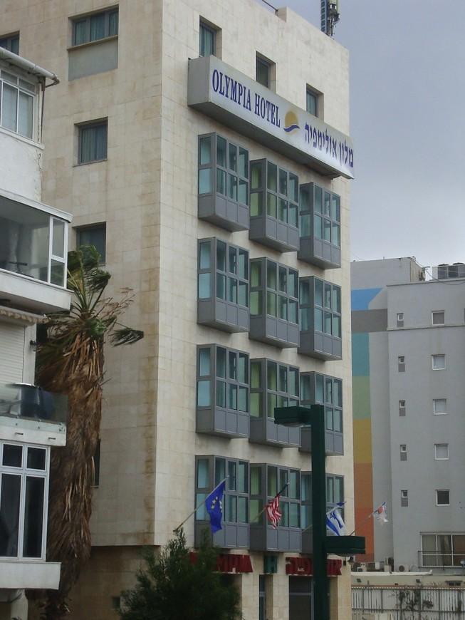 Тель-Авив, отель Olimpia 3*