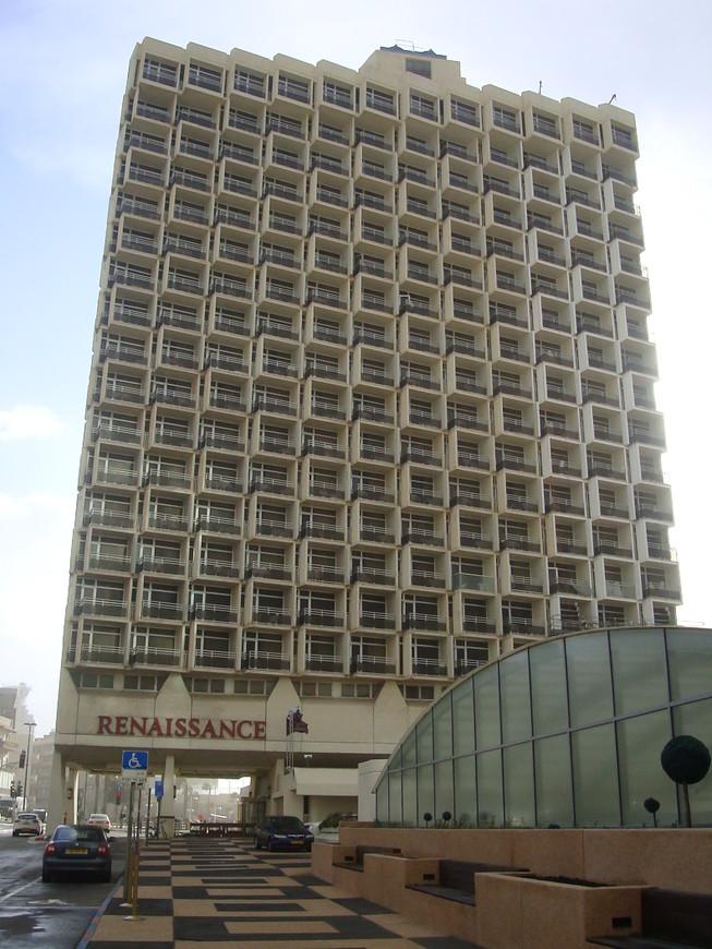Тель-Авив, отель Renaissance 5*