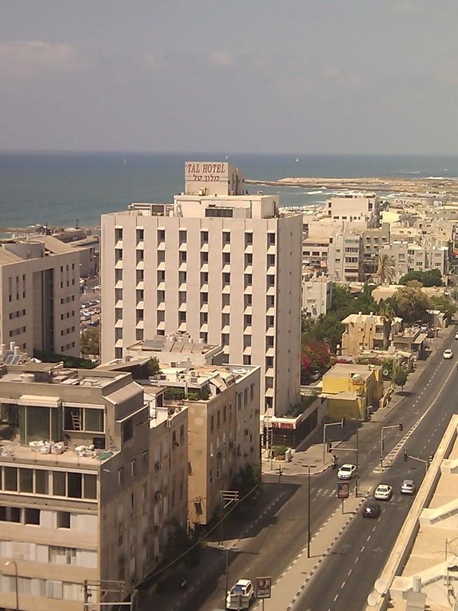 Тель-Авив, отель Tal 4*