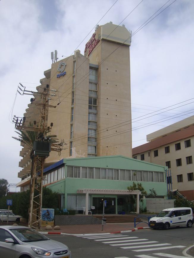Нетания, отель Park 3*