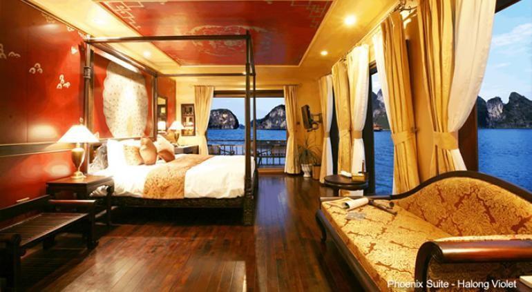 Heritage Line - Halong Violet Cruise