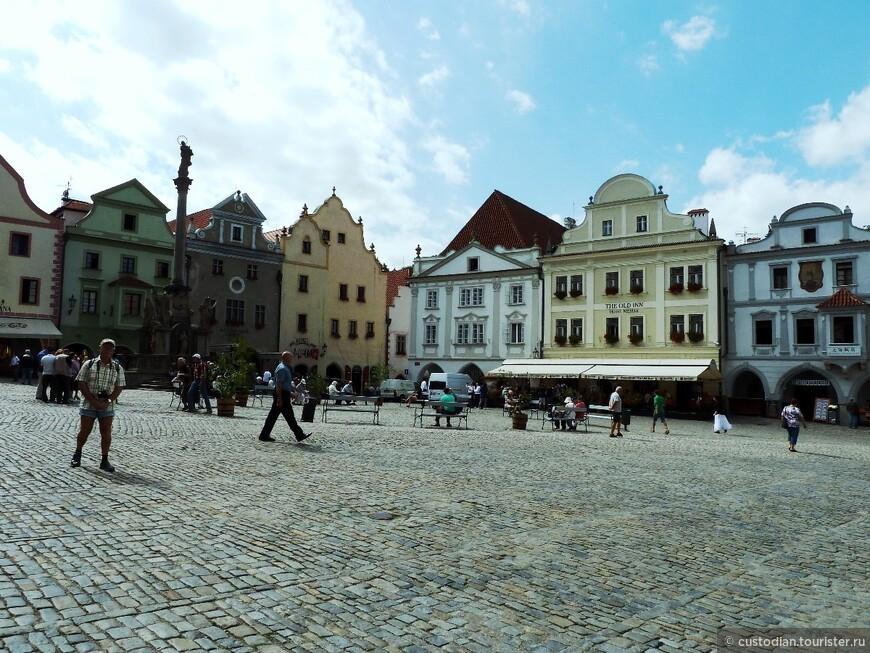 Площадь Согласия - главная площадь города