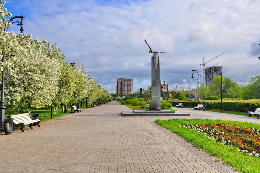 25. Если будете в Тольятти – обязательно пройдитесь тут, место приятное и стоит потраченного времени.