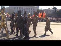 Праздничное костюмированное шествие «Мы — воронежцы», 13:08