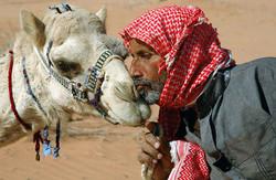 Бедуины защищают туристов в Египте