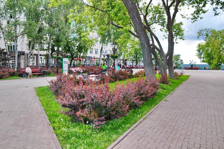 11. Отлично сделанные общественные пространства.