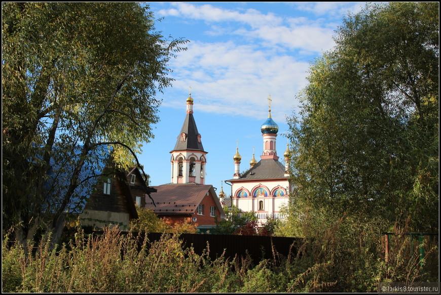 Знаменская церковь.