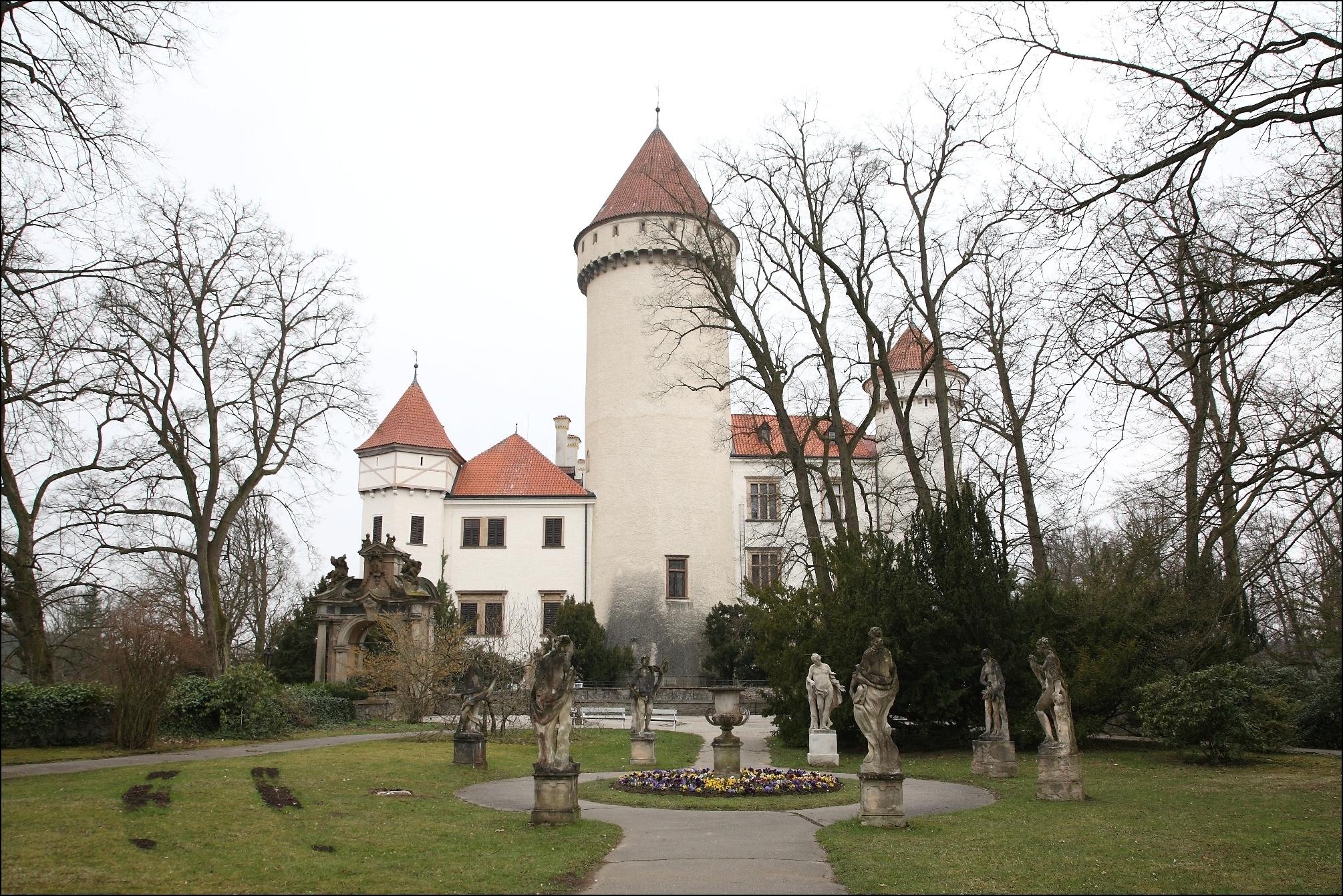 Чешская республика – страна замков и крепостей. Часть четвёртая