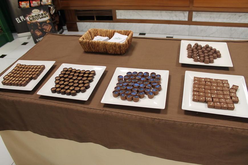 На шоколадной фабрике Valor