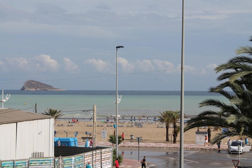 Пляж Кала де Финестрат