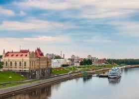 Круиз по Волге 2015. 5. Рыбинск