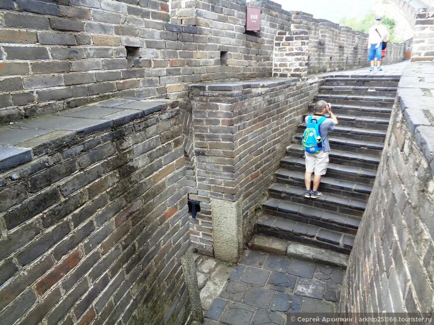 Великая Китайская Стена в Мутяньюй.