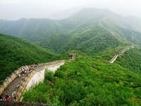 Великая Китайская Стена в районе Мутяньюй.