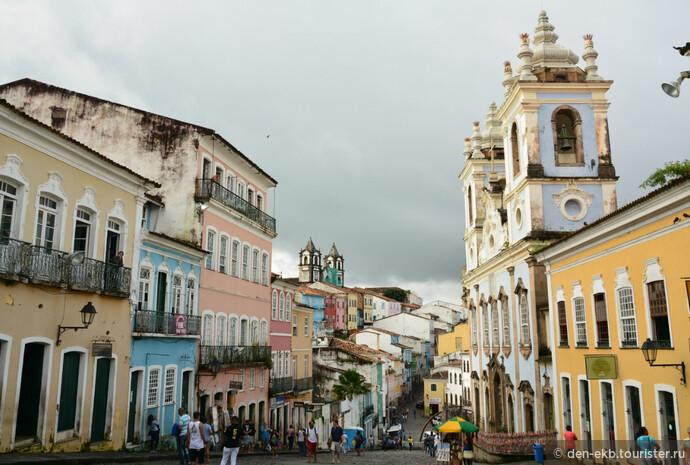 Духовная столица и африканское сердце Бразилии, знакомьтесь – Салвадор
