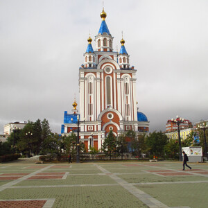 Небольшая прогулка по Хабаровску