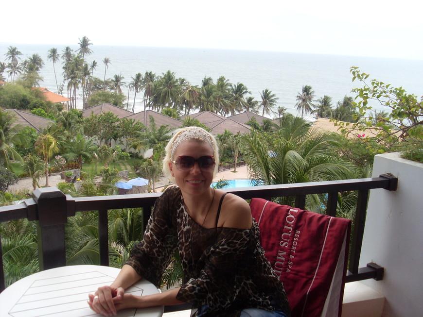 Вьетнам, Муйнэ, отель Lotus Muine Resort & Spa 4*