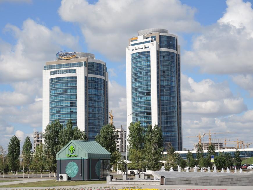 Жилые здания
