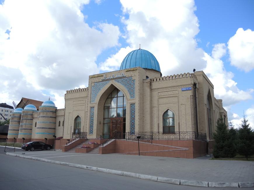 Ресторан узбекской кухни