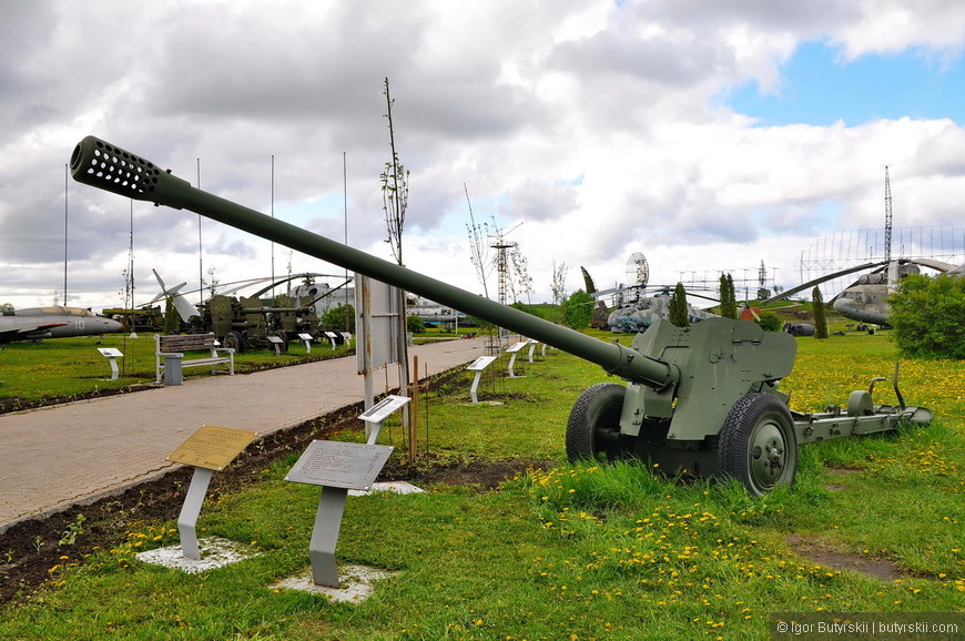 85 мм пушка Д-48