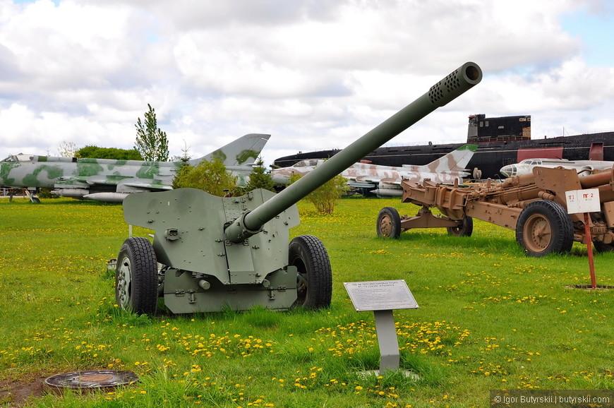 100 мм противотанковая пушка МТ-12 (2А29) «Рапира»