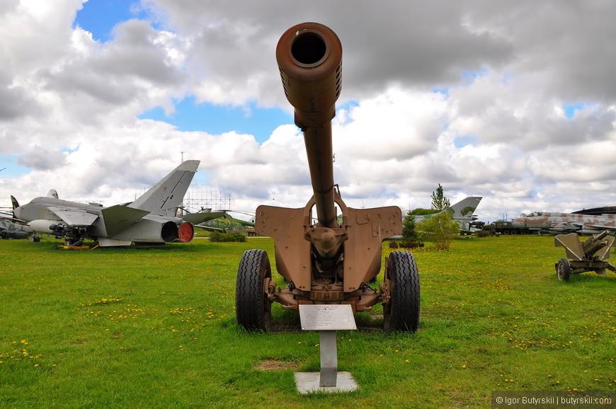 130 мм пушка М-48 образца 1953 г.