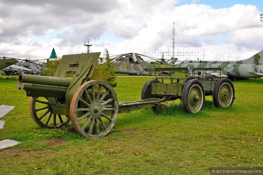122 мм гаубица образца 1910/30 гг.