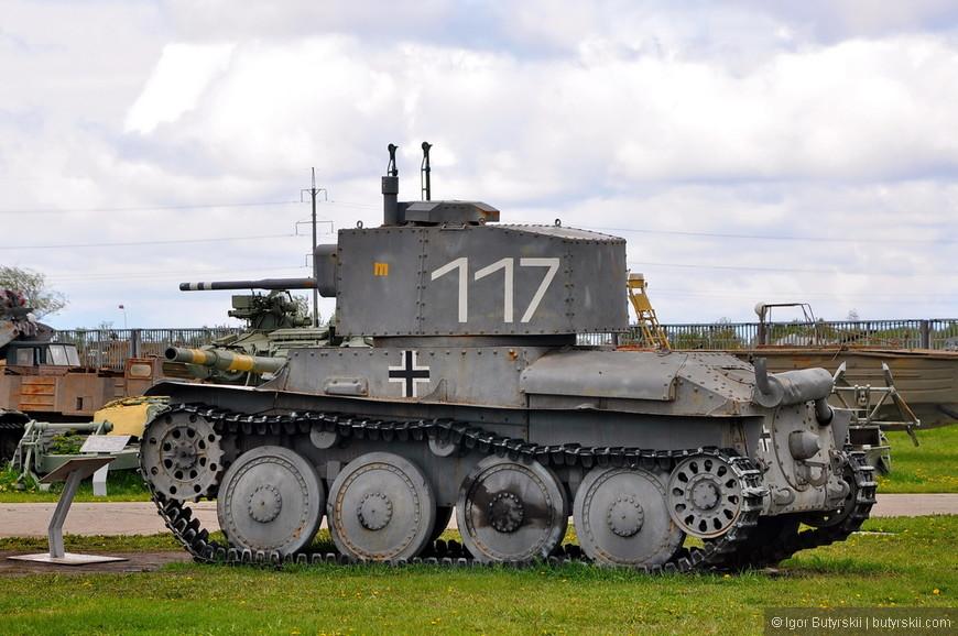 LT vz.38 (Pz.Kpfw.38(t))