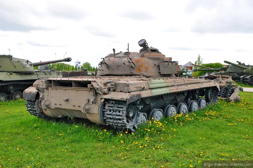 Основной танк Т-64А
