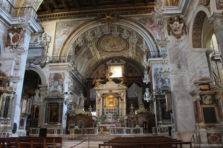Санта - Мария - ин - Арачели