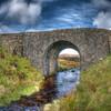 Волшебный мост недалеко от замка Данвеган