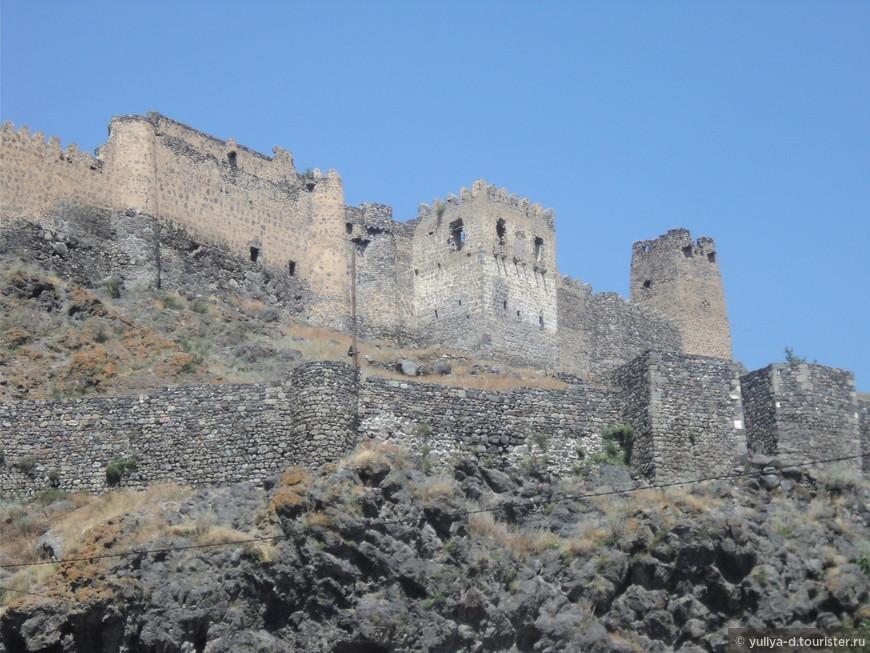 Крепость Рабат! Город Ахалцихе