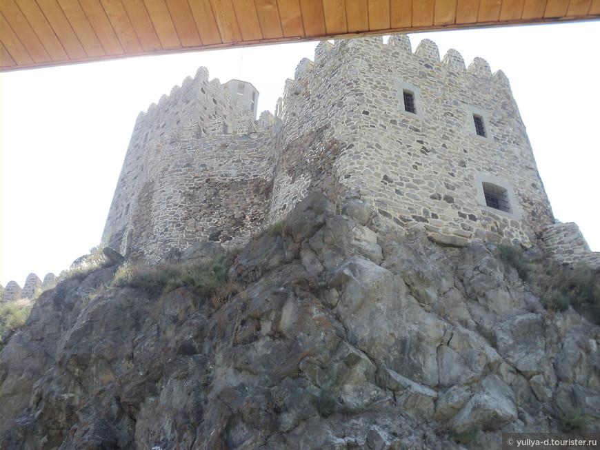 Уходя, все обещают вернуться. Крепость Рабат, пещеры Вардзия еще не раз вспомнятся в суете будничных дней.