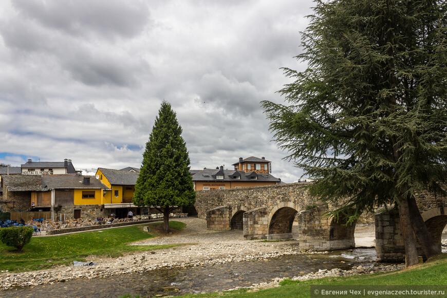 Этот мост был построен римлянами