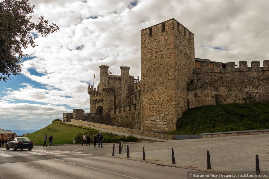 Темплиерская крепость