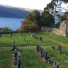 Древнее кладбище с захватывающей историей...