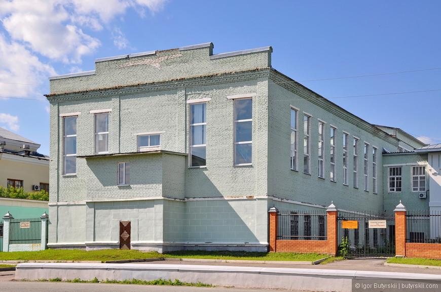 26. Архитектурный шедевр! Случай когда у архитектора есть только линейка и угольник, но нет фантазии.
