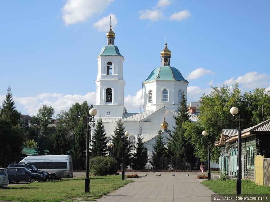 Храм в честь Воздвижения Честного и Животворящего Креста Господня