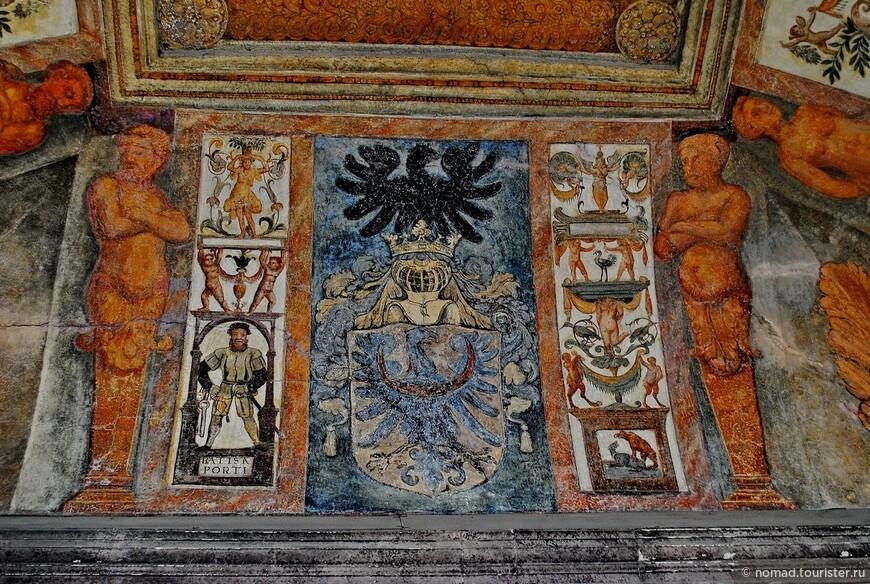 Дворец Хофбург, Швейцарский двор