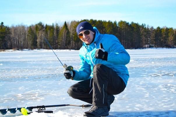 Рыбалка на Онеге