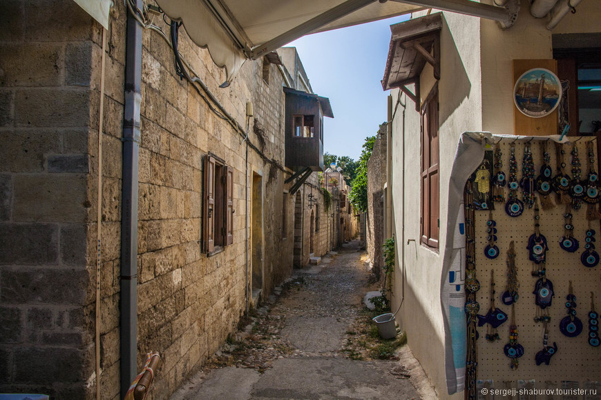 На улочках Старого города.