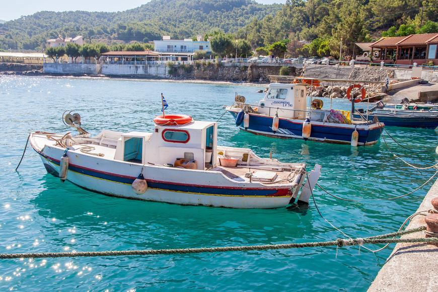 Порт Камирос Скала.